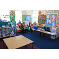 Reception Class- part of the Foundation Stage Unit