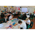 Sycamore Class Y5/6 - ON PLAN - LARGE RED CLASS