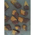Aimee's honeycomb