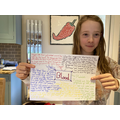 Amber's mind map