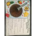 Aimee's menu 3