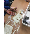 Science, rock experiment
