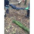making a stretchers