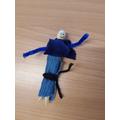 Anglo-Saxon Peg Dolls