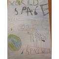 Posters Celebrating World Space Week