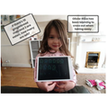 Olivia-Rose did some Gingerbread maths.