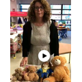 and so has Mrs Kennedy, taking away the bears in bed!