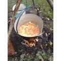 Year 6 vegetable stew