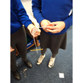 Experimenting with Making Pulleys