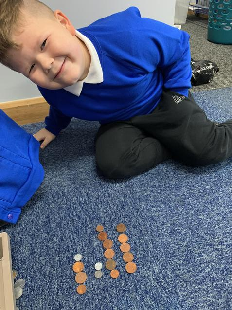 Finding different ways to make the same amount