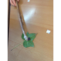 Creating 'magnetic' wands