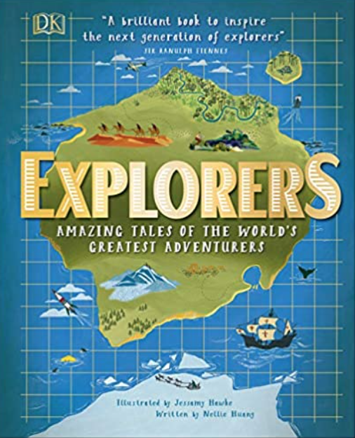 Amazing tales of the world's best adventurers!