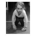 Jessica has been exercising!