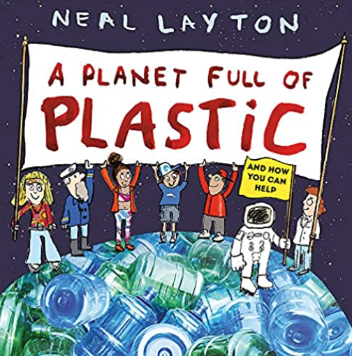 This book will make you excited to try ways to reduce plastic use!
