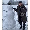 Mrs Stephenson sang, I'm a little snowman'.
