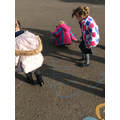 Outdoor learning - tally charts