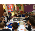 Finding shapes in our drawings