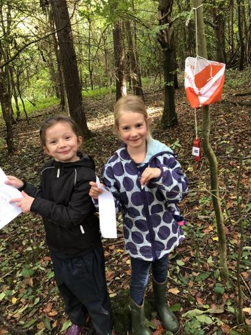 Orienteering in Sherborne 🌳