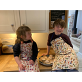 Freddie and Henrietta - gorgeous welsh cakes!