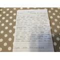 Poppy -a super letter.