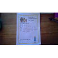 Ellie wrote a lovely apology letter on behalf of Goldilocks!