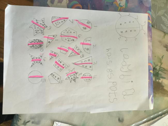 Some super halving from Imogen!