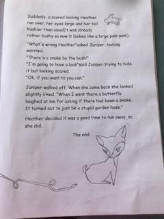 A Spring Story by Buffy