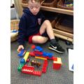 Cillian built a farm