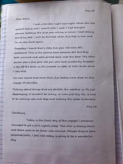 Diary Entry by Buffy