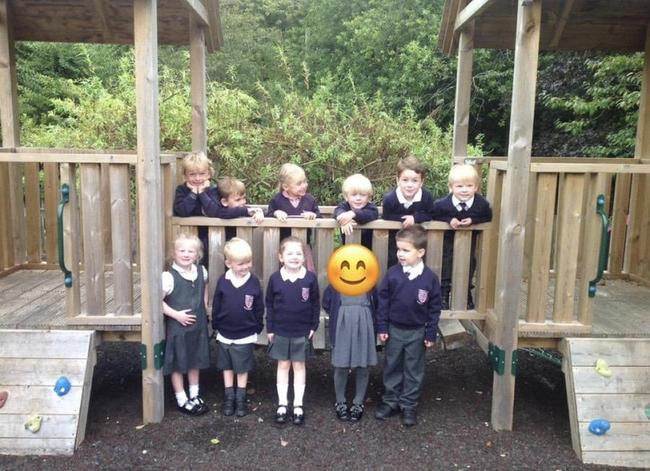 Reception's first day at Temple Guiting! What a great day we had.