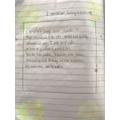 Rosie's poem