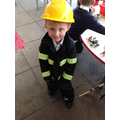 Fireman to the rescue!