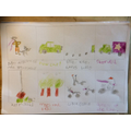 Ollie's super Cartoon story of Mrs Armitage