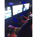 3DT on our gaming bus!