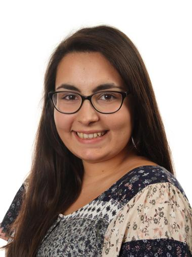 Ashleigh Haines - Teacher