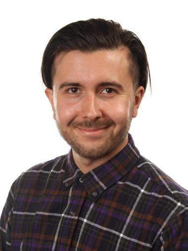 Daniel Taylor - Teacher