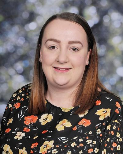 Miss Hodgetts - Reception Teacher
