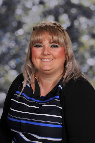 Miss Evans - Reception Teacher