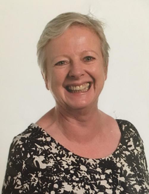Mrs H. Lloyd-Owen - Pastoral Care/Family Liaison Officer