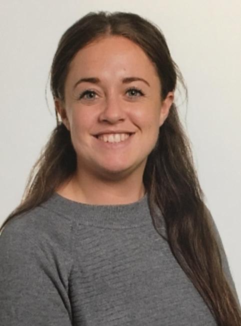 Miss R. Hurley - Year 5/6 Teacher