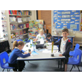 Science & Maths: Measuring beans