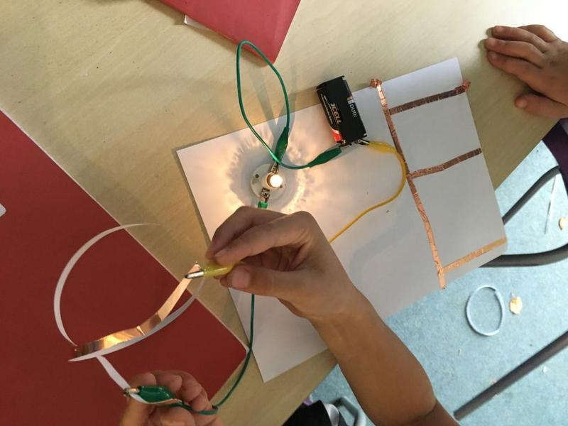 ...this means we can be creative with our circuits!