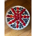 VE Day trifle