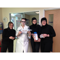 The Office Staff join in World Book Day