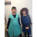 Two Boys in a Dress