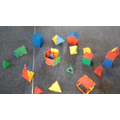 Year 2's Perfect Polydrons