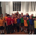 Thaxted School Choir