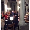 Thaxted School Choir