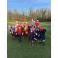Balloon release November 2018