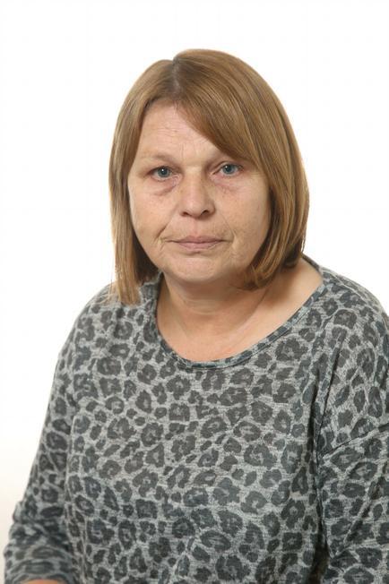 Mrs. McCarthy, Senior Mealtime Supervisor